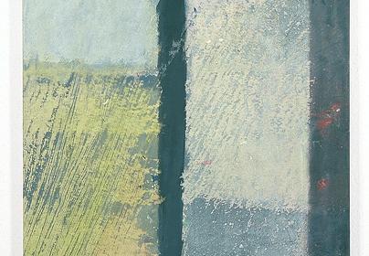 Gudrun Klebeck, Großes Fenster, 1989