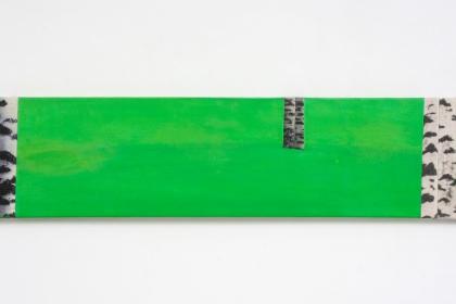 Gudrun Klebeck, Birch Trees II, 2013