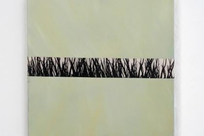 Gudrun Klebeck, Grass II, 2010