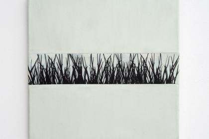 Gudrun Klebeck, Gras, 2015