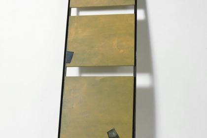 Gudrun Klebeck, Small Ladder, 2003